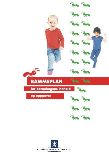 Rammeplan for barnehagen 2016
